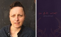 A review of Jenny Johnson's debut poetry collection <i>In Full Velvet</i>
