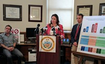 Allegheny County Controller Chelsa Wagner and Flint whistle-blower call for action in Pittsburgh water crisis