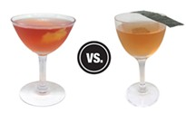 <i>Pittsburgh City Paper</i> Booze Battles: Cure vs. Umami