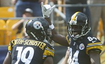 Pittsburgh Steelers win home opener at Heinz Field