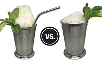 <i>Pittsburgh City Paper</i> Booze Battles: Muddy Waters Oyster Bar vs. Union Standard
