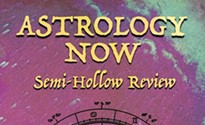 New Local Release: Astrology Now's <i>Semi-Hollow Review </i>
