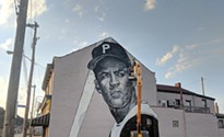 Q&A: Jeremy Raymer, artist behind new Roberto Clemente mural