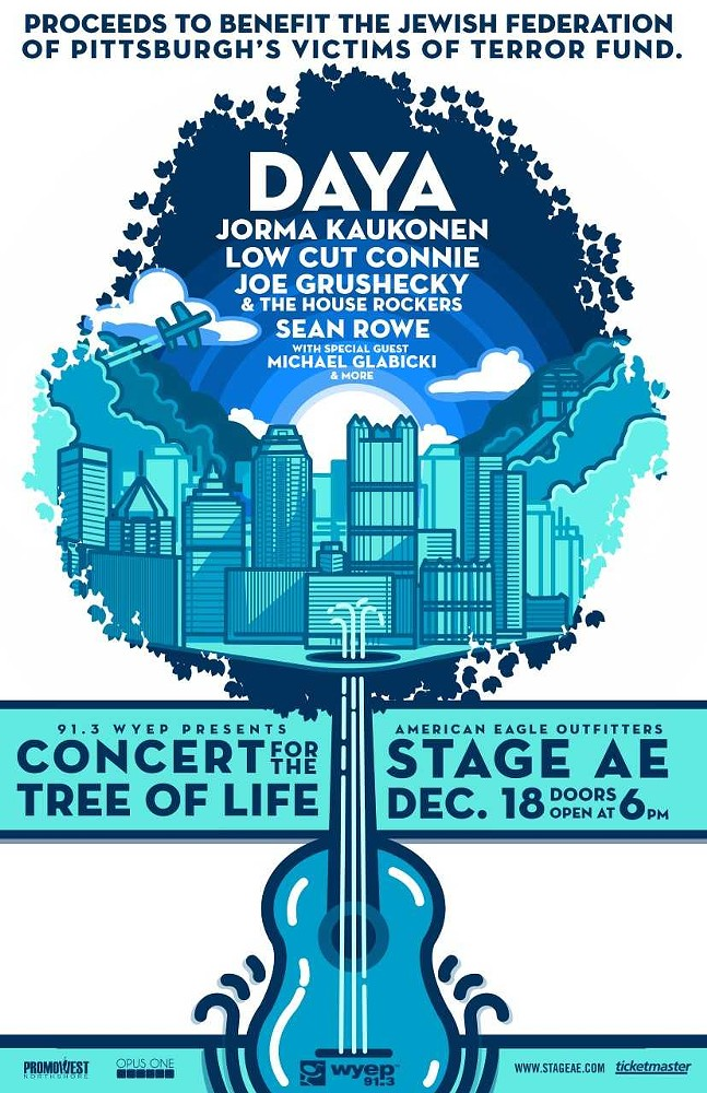 Concert for the Tree of Life