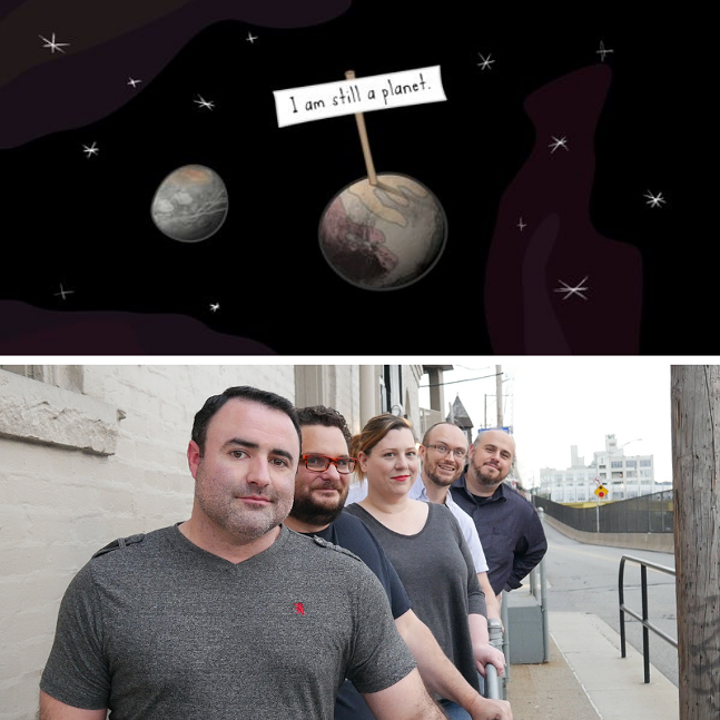 Pluto's Petition and The Union | Improv Comedy