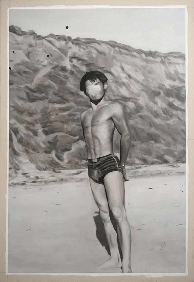 Donald Yamamoto, La Selva Beach, 1948 by Brent Nakamoto
