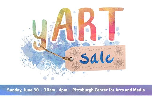 PCAM 11th Annual yART Sale!