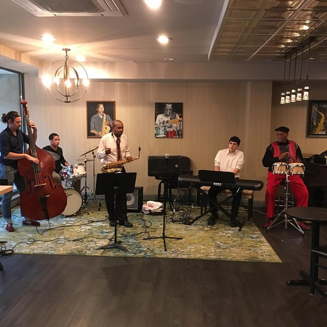 The Best Jazz Jam in Pittsburgh on Saturday Afernoon