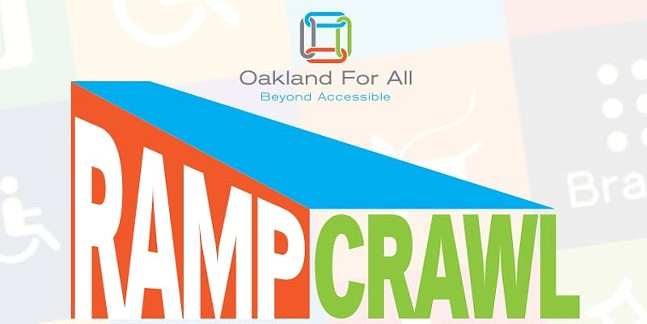Fifth Annual Oakland Ramp Crawl