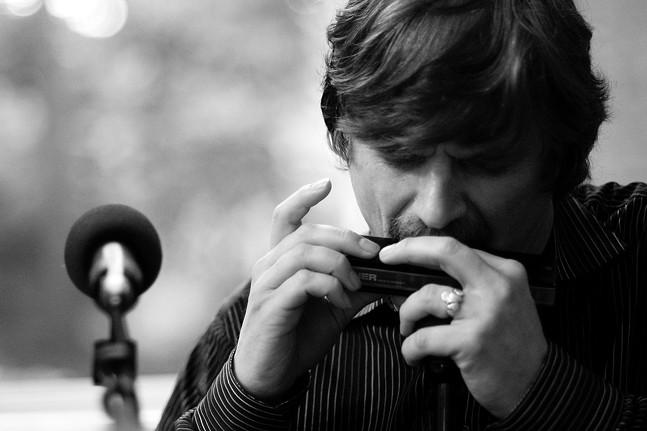 Clint Hoover, Jazz Harmonicist
