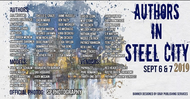 Authors in the Steel City