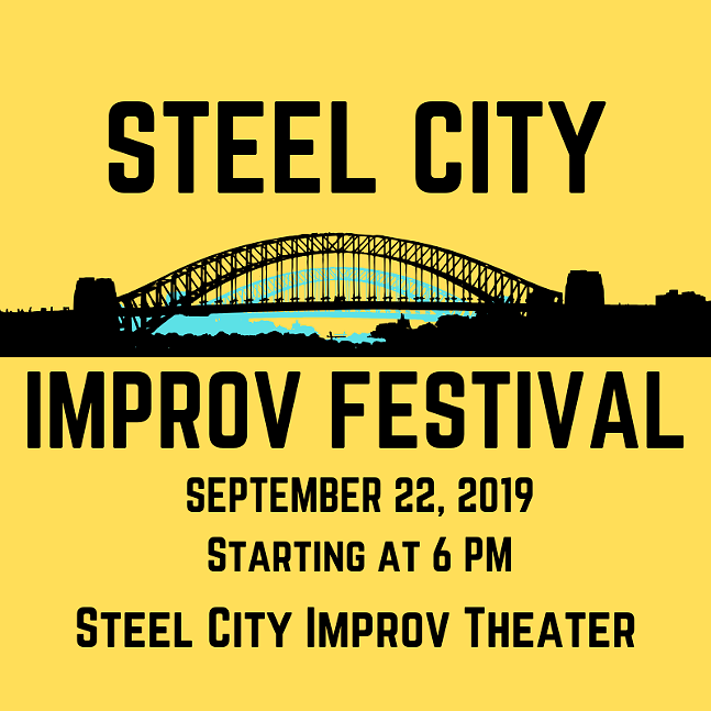 Steel City Improv Festival at the Steel City Improv Theater