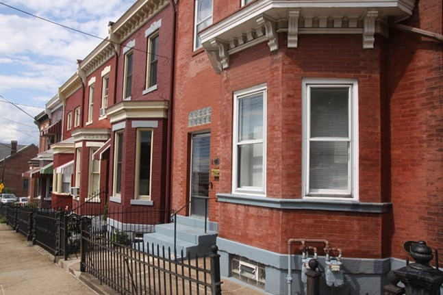 Lawrenceville Row Houses