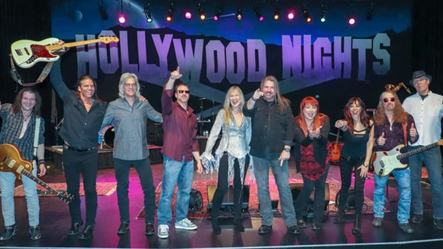Ultimate Bob Seger and Silver Bullet Band music as Hollywood Nights comes to The State Theatre Nov 22nd