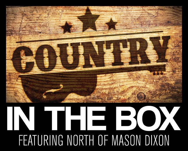Country In The Box - North of Mason-Dixon (NOMaD)