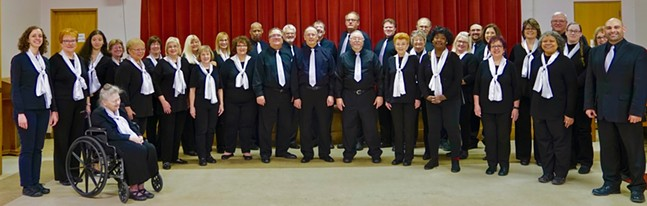 The Mon Yough Chorale