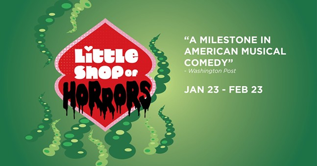 Pittsburgh Public Theater's Little Shop of Horrors