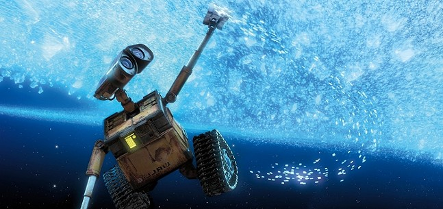Join us on Fri., Jan. 31  from 7 – 9 p.m. in Botany Hall Auditorium at Phipps for a screening of Disney Pixar's WALL·E.