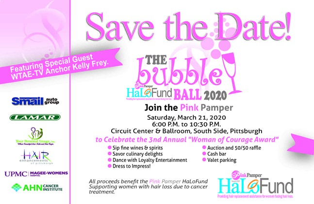 4th Annual Bubbul Ball 2020
