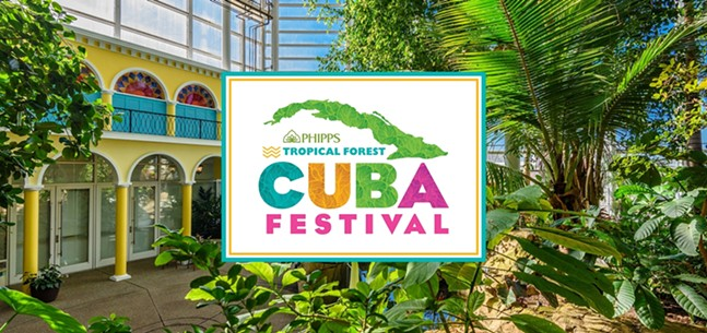 Tropical Forest Cuba Festival