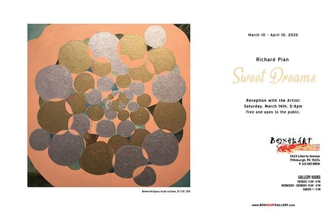 Richard Pian: Sweet Dreams