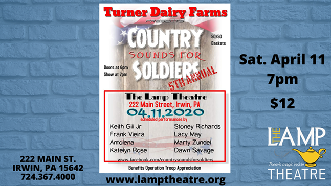 5th Annual Country Sounds for Soldiers