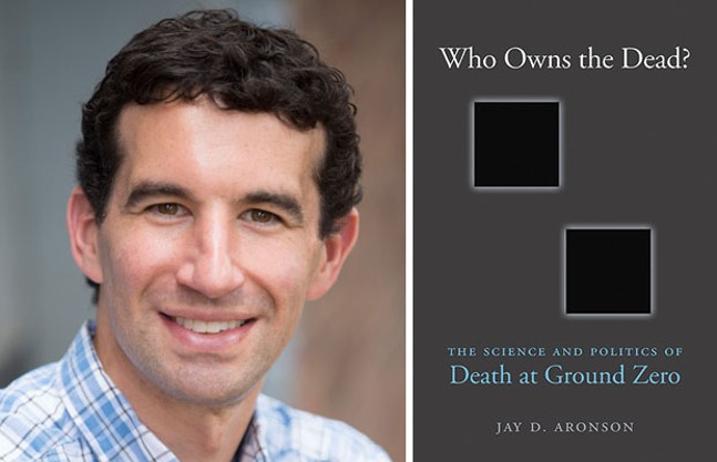 Author and Carnegie Mellon professor Jay D. Aronson