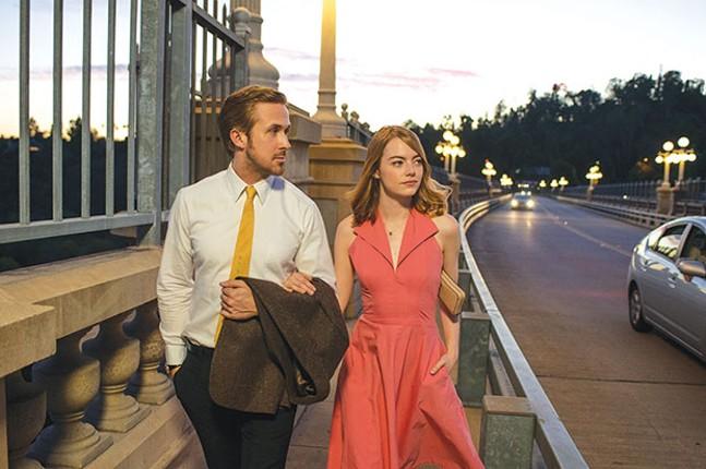 So dreamy: Ryan Gosling and Emma Stone