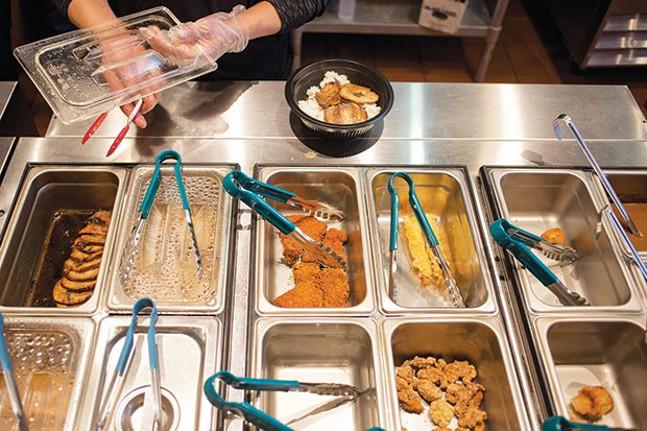 Noodle Uchi will help you build a ramen bowl.