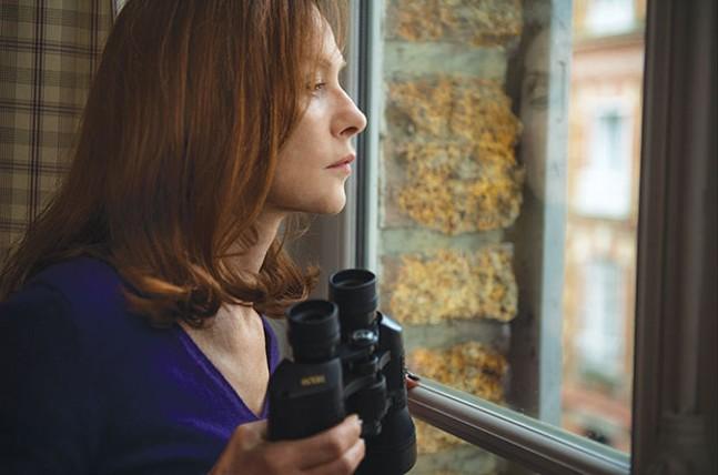 Looking: Isabelle Huppert