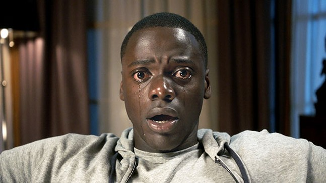 Things are not going well for Chris (Daniel Kaluuya)