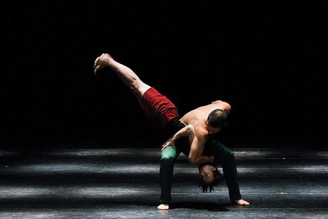 "Bereishit Dance Company's ""Balance and Imbalance"""