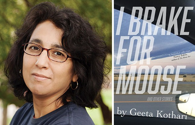 Author Geeta Kothari