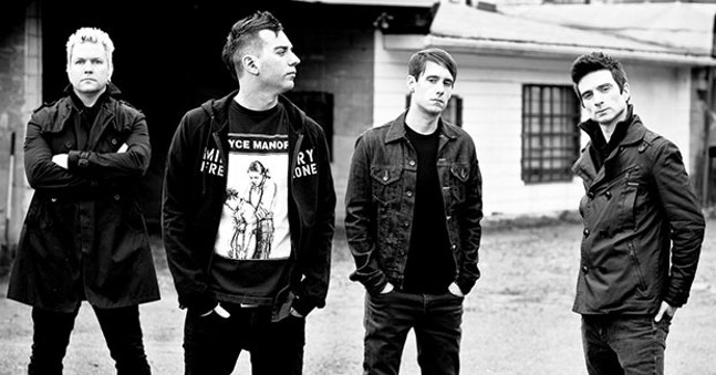 Anti-Flag and its latest, American Fall
