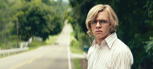 Young Jeff Dahmer (Ross Lynch)