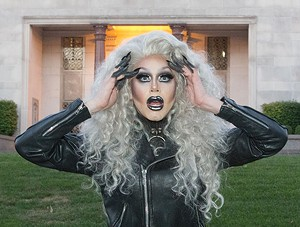 Best Draft Performer Sharon Needles - PHOTO BY JOHN COLOMBO