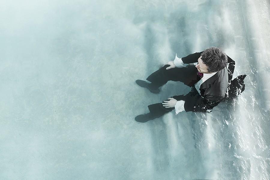 Jacob Goodman as Samuel - PHOTO: FRANK WALSH