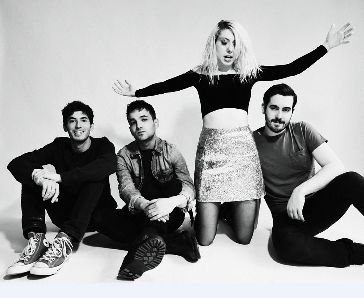 Charly Bliss - PHOTO: SHERVIN LAINEZ