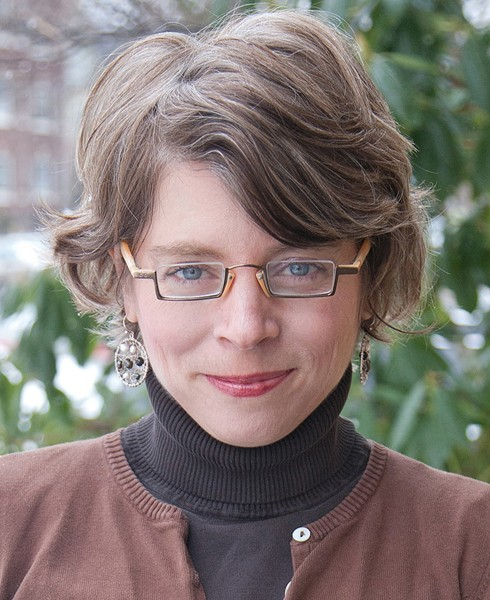 Jill Lepore - PHOTO: DARI PILLSBURY