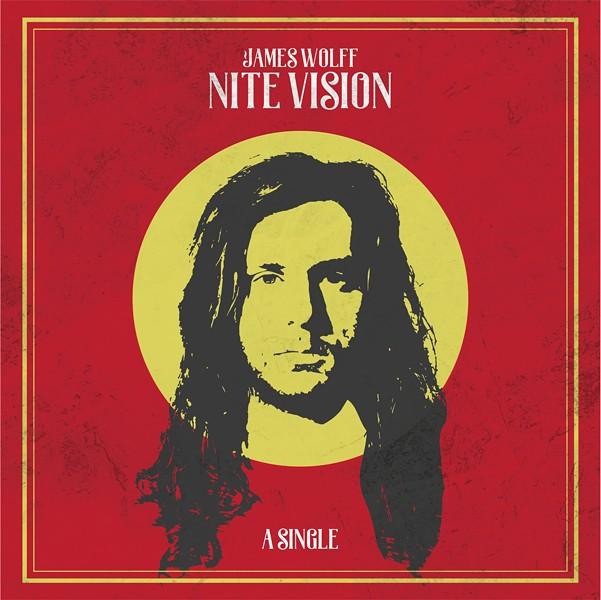 Nite Vision - PHOTO: JAME WOLFF'S NITE VISION ALBUM COVER