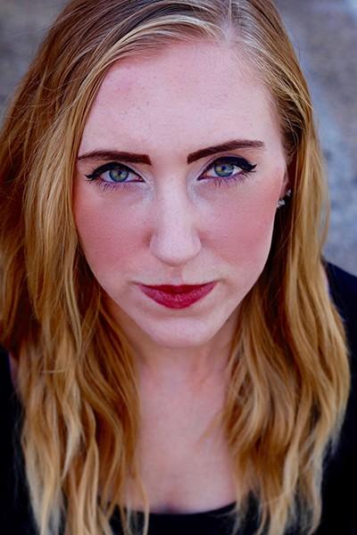 Rachael Lippincott, author of Five Feet Aparti - ALYSON DERRICK