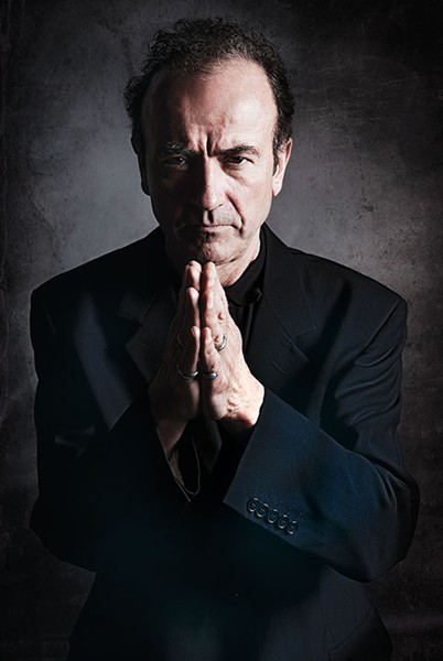 Hugh Cornwell - PHOTO COURTESY OF KEVIN NIXON