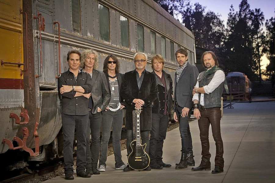 Foreigner - PHOTO COURTESY OF BILL BERNSTEIN