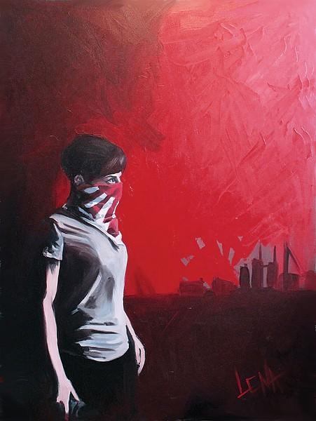 ART BY LENA LOSHONKOHL