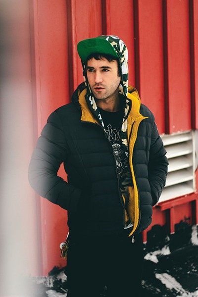 Sufjan Stevens - PHOTO COURTESY OF EMMANUEL AFOLABI