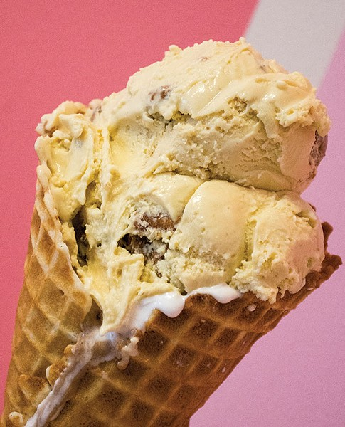 Millie's Homemade Ice Cream will be at Food Truck-a-Palooza - PHOTO BY SARAH WILSON