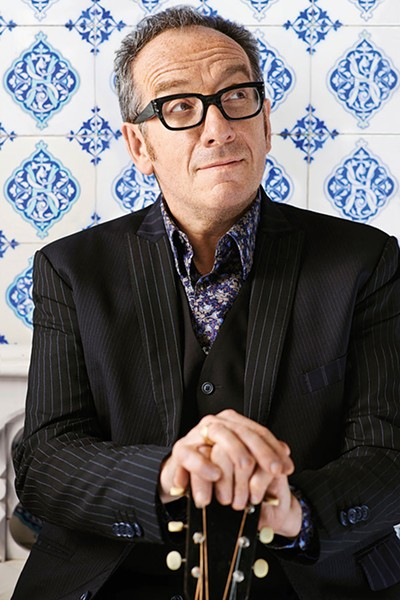 Elvis Costello, Nov. 1 - PHOTO COURTESY OF MARY MCCARTNEY