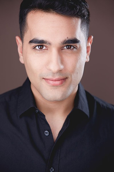 Jamen Nanthakumar stars in The Fantasticks, at Pittsburgh Public Theater, Sept. 29.