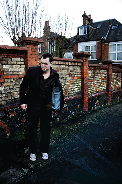 Jim Jefferies, Dec. 3 at the Carnegie Music Hall of Homestead