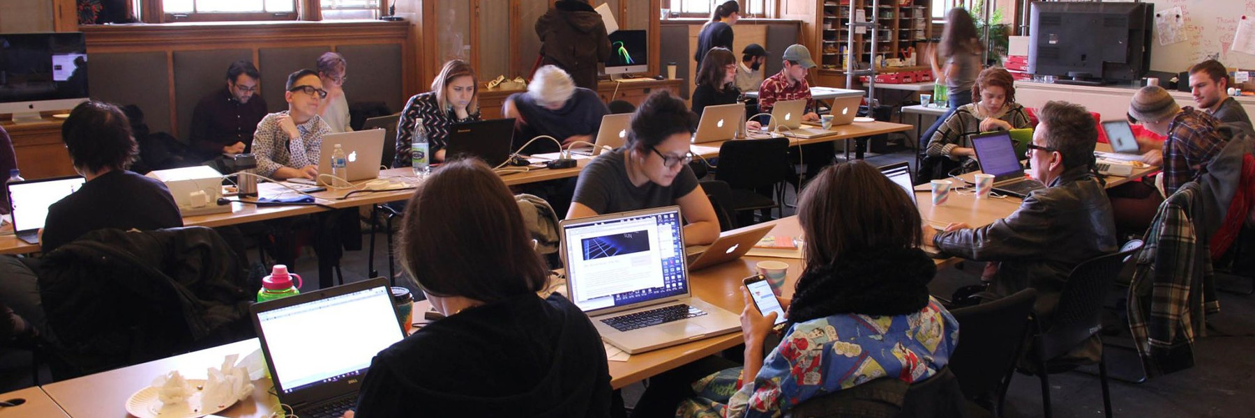 2016 Art+Feminism Edit-A-Thon at Carnegie Mellon University - CARNEGIE MELLON UNIVERSITY